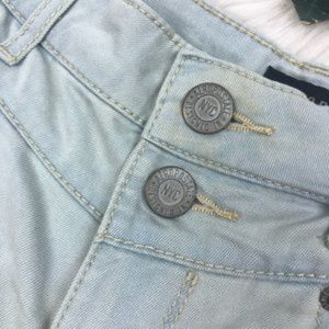 Aeropostale Shorts - Aeropostale High Waist Shorts Stretch Shorty